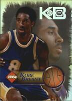 1998 Collector's Edge Impulse KB8 Holofoil Basketball Card #5 Kobe Bryant LAKERS
