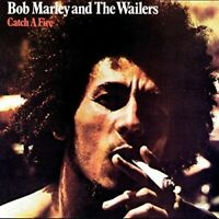 Bob Marley and The Wailers - Catch A Fire (180 Gram, Limited) VINYL LP NEW