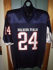 CHICAGO BEARS JERSEY CADRE BRAND RARE! SOLDIER FIELD SIZE XL NUMBER 24 AWESOME!!
