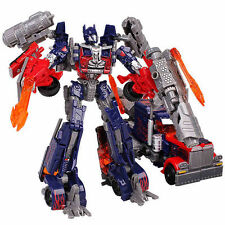 ACTION FIGURE Transformers 3 Voyager Leader Class Optimus Prime justice