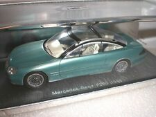 Spark 1012 - Mercedes Benz F200 1996 Concept Car - 1:43 Made in China