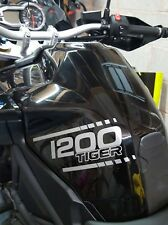 TRIUMPH 1200 EXPLORER TANK DECALS