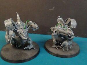 1 x uru river troll chief-warlord reaper miniature figurine d/&d rpg rpg 14044