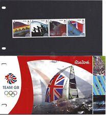 île de Man 2016 Rio 2016 Jeux Olympiques Pack présentation