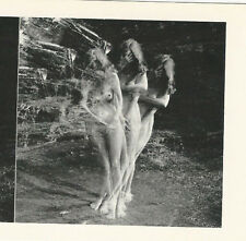 Rare 1973 Vintage 3-D Stereo Photograph of Nude Model by Charles Swedlund (6)