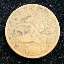 1857 P US Flying Eagle 1 Cent (C#2854)