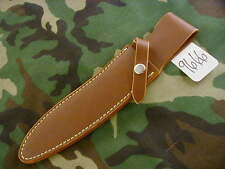 RANDALL KNIFE KNIVES SHEATH FOR MODEL SMALL SASQUATCH, BROWN  #9666