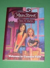BOOK SC - Main Street - Book 1 Welcome to Camden Falls    by Ann M. Martin