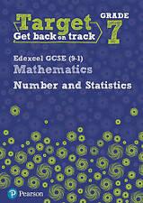 Target Grade 7 Edexcel GCSE (9-1) Mathematics Number and Statistics Workbook by