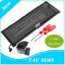 """Batterie pour Apple MacBook Pro 17"""" unibody A1297 A1309 7.3V 95Wh"""