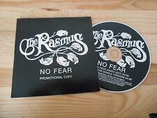 CD ROCK Rasmus-NO FEAR (2) canzone PROMO Playground Music CB