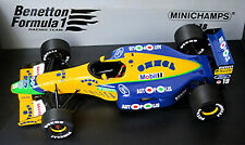 Benetton Ford B191 Formel1 1991 #19 M. Schumacher 1:18 Minichamps 100910119