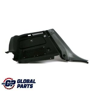 Mercedes-Benz A W176 Left Side Trunk Boot Luggage Compartment Trim A17669047