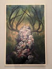 * Jeff Soto-Blooming * Impresión Firmada En Madera * edición de 24 *