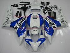 Fairing Set For HONDA CBR1000RR 2006-2007 CBR 1000RR 06-07 Kit #07 REP Blue/WH