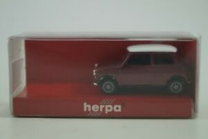 Herpa Modellauto 1:87 H0 Mini Cooper Nr. 031103