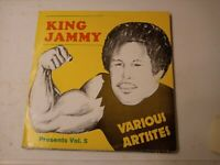 King Jammy Presents Vol. 5 - Various Artists Vinyl LP