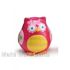 Owl Coin Money Piggy Bank - FREE SHIPPING