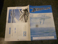 THE AEROPLANE 1945 Magazine Anglais d Aviation Avion Aeronautique Hydravion