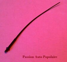 DINKY TOYS 810 : DODGE COMMAND CAR antenna aerial plastic BLACK army