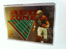 1998 ABSOLUTE RED ZONE STEVE YOUNG #9