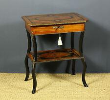 Walnut Original Victorian Tables (1837-1901)