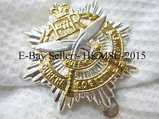 Genuine 1st Generation Queens Own Gurkha Logistic Regiment Beret Badge