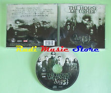 CD THE HOUSE OF USHER Anus 2009 germany EQUINOXE EQ 031 no lp mc dvd (CS53)