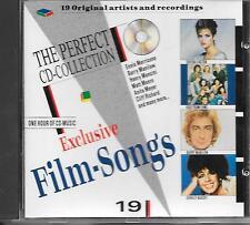 V/A - Film-Songs CD Album 19TR (EVA) Benelux 1988 Sheena Easton Barry Manilow