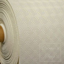 """Embossed Padded Table Underlay Protector Cover, 110cm (44"""") wide, sold per metre"""