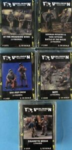 Verlinden Publishing Bundle Deal 5 Figure Sets Lot 28 #VBu28U