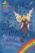 RAINBOW MAGIC  #13 Storm the Lightning Fairy - SC - LIKE NEW CONDITION