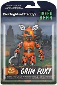 Funko Action Figure: FNAF Dreadbear- Grim Foxy