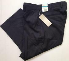 Pants Professional Sale New Perry Ellis Slim Fit Travel Luxe Pants Mens 34 X 32 Navy Non Iron Nwt $85 Moderate Price