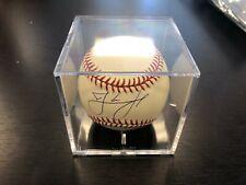 David Ortiz Autographed MLB Baseball With Global Authentic COA
