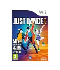 """Juego Nintendo Wii """"Just Dance 2017"""""""