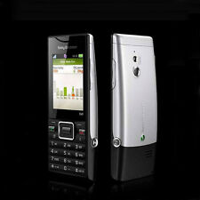 Sony Ericsson Elm J10 J10i Mobile Phone Unlocked 5MP WIFI GPS Cellphone Black