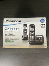Panasonic Cordless Phone Answering Machine 6.0 (KX-TG6592T)
