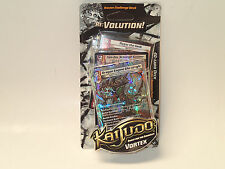 KAIJUDO CCG Quest f/t Gauntlet Vortex factory sealed 40-card Deck: RE:VOLUTION!