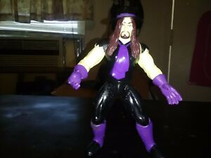 WWF BCA bone crunching Series 2 Undertaker glow