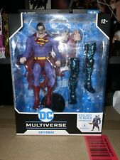 DC Multiverse - Merciless Wave Series - The Infected - SUPERMAN - New