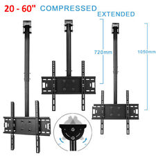"Ceiling TV Wall Mount Full Motion Bracket LED LCD 4K 32"" 40 42 46"" 50"" 55"" 60"""