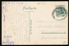 278696) DR Bahnpostblg. Herford - Altenbeken 1908