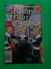 Fantastic Four 265 (Apr 1984 Newstand Key She-Hulk Vision Scarlett Witch cgc ?)