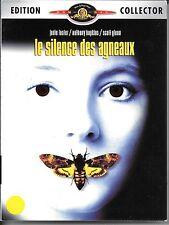 COFFRET DIGIPACK 2 DVD ZONE 2--LE SILENCE DES AGNEAUX--FOSTER/HOPKINS/GLENN