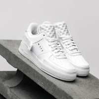 Nike Air Force 1 Type White Mens Size 6 UK / EU 40 / US 7 Sneakers Trainers Shoe