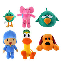 Pocoyo ELLY Pato Loula Sleepy bird Baby Bird Plush Doll Toy Birthday XMAS Gift