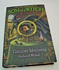 2 Books Gregory Maguire's Wicked: The Grimmerie & Son of a Witch