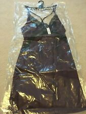 SALE ITEM ** BRAND NEW Ann Summers 'Sierra' Chemise in Aubergine *Size S*