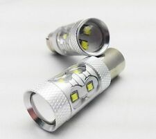P21W BA15s 50W CREE HIGH POWER LED REAR INDICATOR CAR XENON WHITE BULBS B